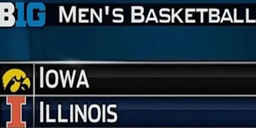 Iowa vs. Illinois Pick