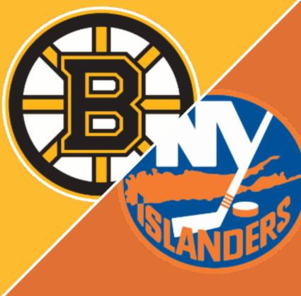 bruins vs. islanders pick