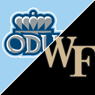 old dominion vs wake forest