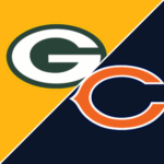 packers at bears pick
